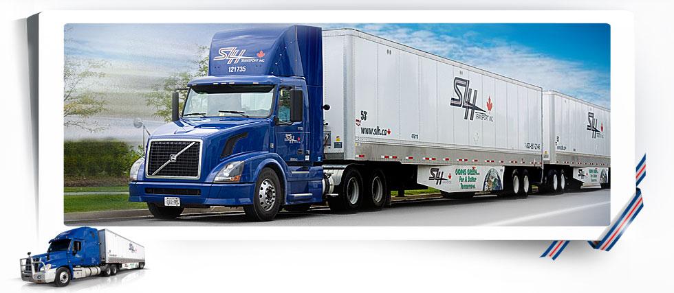 Trucking com... Reverse Logistics Tracking